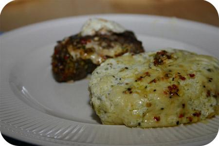 Gevulde Aardappel en Muiderslotje