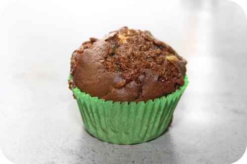 Chocolade Marshmallow Muffins