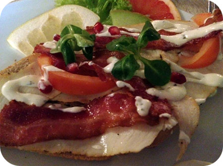 Le Bon Vivant - Arnhem panini kipfilet