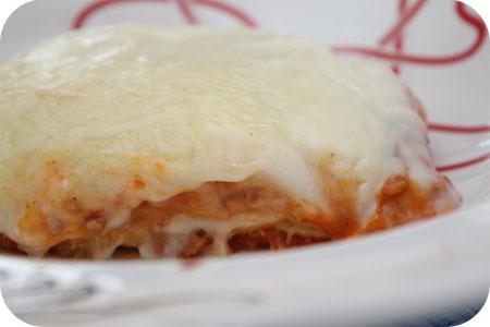 Lasagne van de C1000