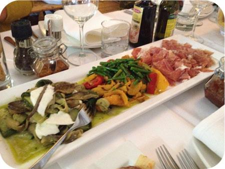 Grand'Amici Diner van Grand'Italia