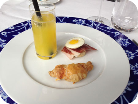 Nespresso Sunday Brunch at Tunes Conservatorium Hotel Amsterdam