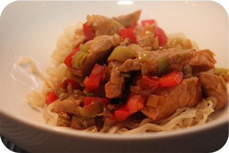 Noodles Chop Suey