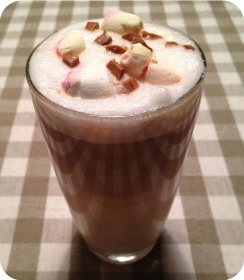 Latte Macchiato Karamel
