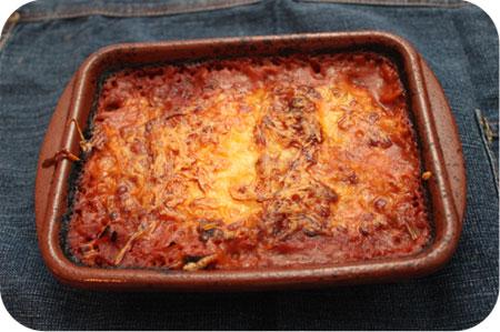 Vega: Gnocchi met Tomaten-Pestosaus uit de Oven