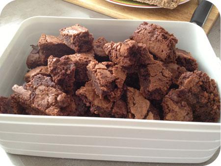 Brownie Brokken