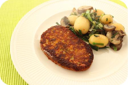Tivall Groenteburger
