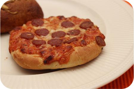 Pizza & Gehaktbroodjes
