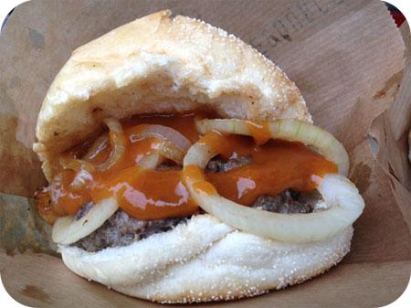 Hamburgers van Lekkeretrek.com hamburger