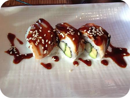 Tapasia in Ede sushi