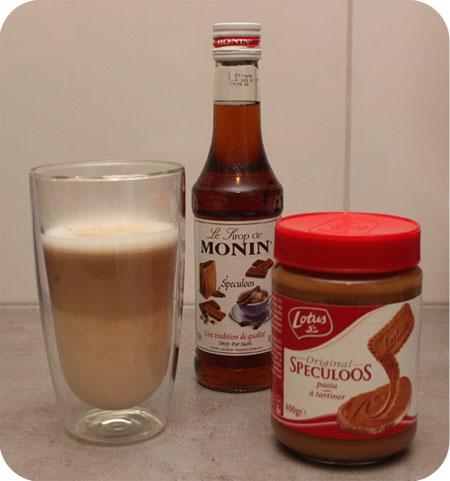 Nespresso Speculoos Latte