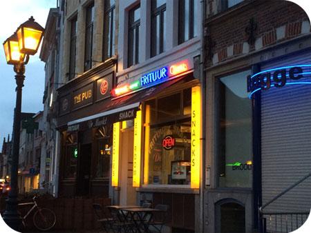 Frituur De Markt in Oudenaarde