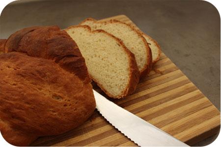 Gevlochten Melkbrood
