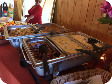 warm buffet Netl