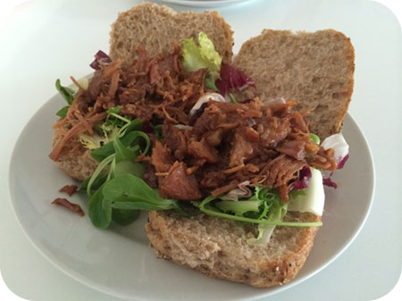 Broodje Pulled Pork