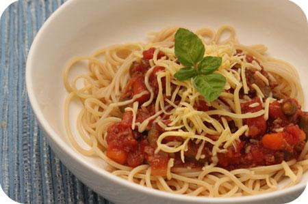 Spaghetti Orto