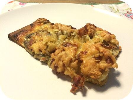 Pizza en Chick-Ins