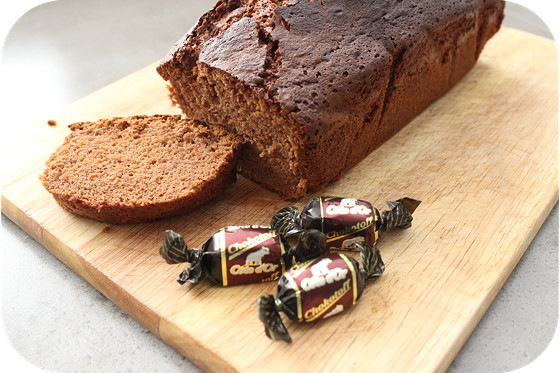 Chokotoff Cake