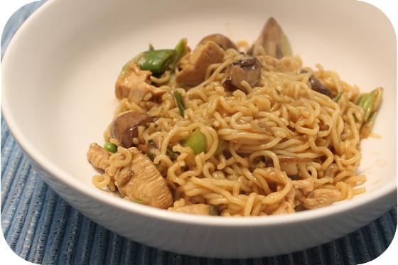 Japanse Noodles