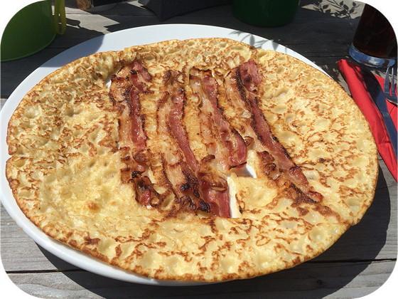 De Buitenplaats - Earnewald pannenkoek met spek
