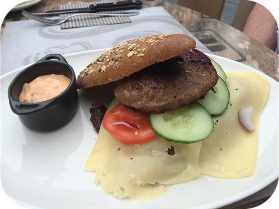 Theehuis Kees & Sien - Veenendaal boerenburger