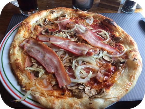 Il Leone d'Oro - Terherne pizza peasana