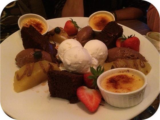 Bis in Utrecht Grand dessert
