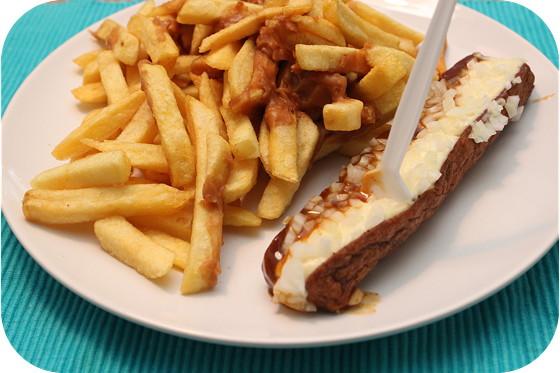 patat pinda en frikandel speciaal