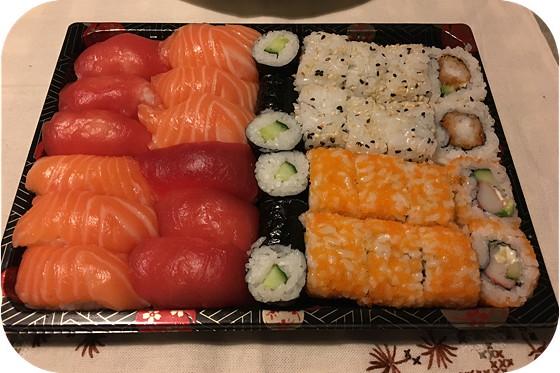 I Love Sushi - Veenendaal box b