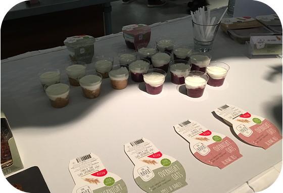 Proeven op de Culiperslunch 2016 overnight oats van haver tot...
