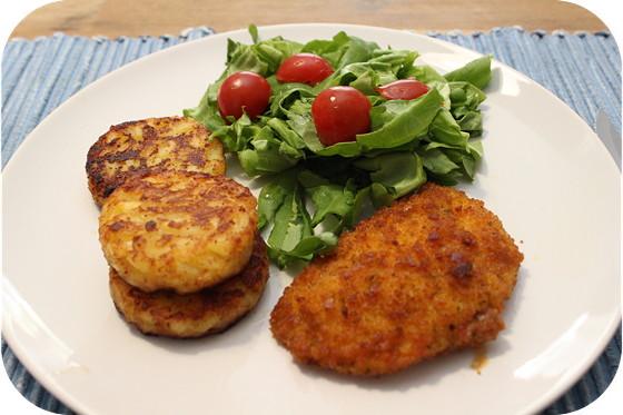 Vegetarische Patéburger