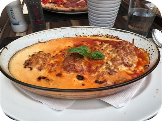 Della Mamma - Vaals tris de lasagne