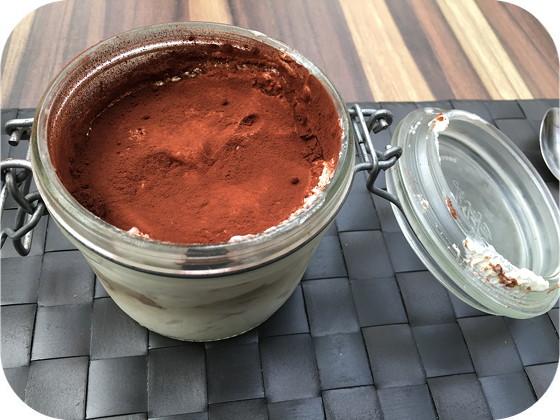 Della Mamma - Vaals tiramisu cacao