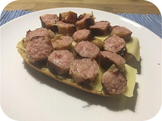 Broodje Verse Worst
