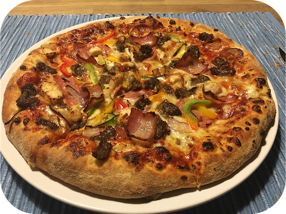 Domino's Pizza - Veenendaal bbq mixed grill