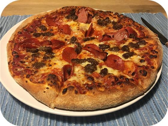 Domino's Pizza - Veenendaal americana