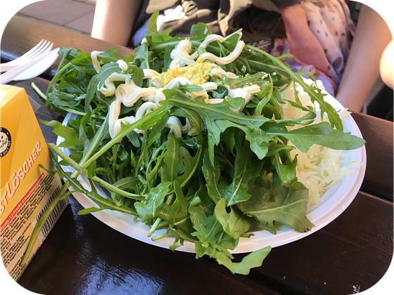 Waldhaus Grill - Mechernich salade