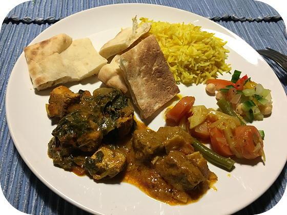 De Smaak van India - Veenendaal maandmenu januari 2017