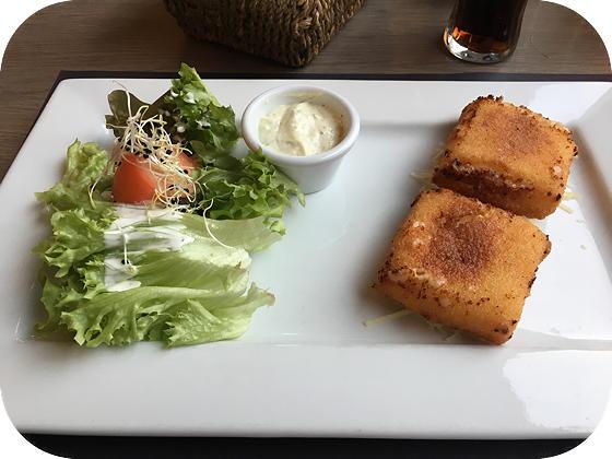 De Brasserie - Izegem kaaskroketten