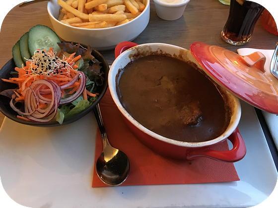 De Brasserie - Izegem stoofvlees