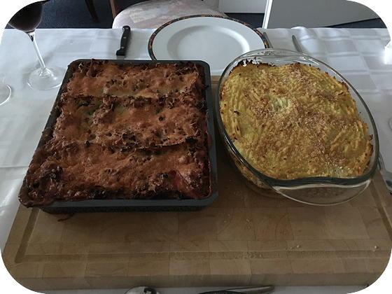 lasagne zuurkool