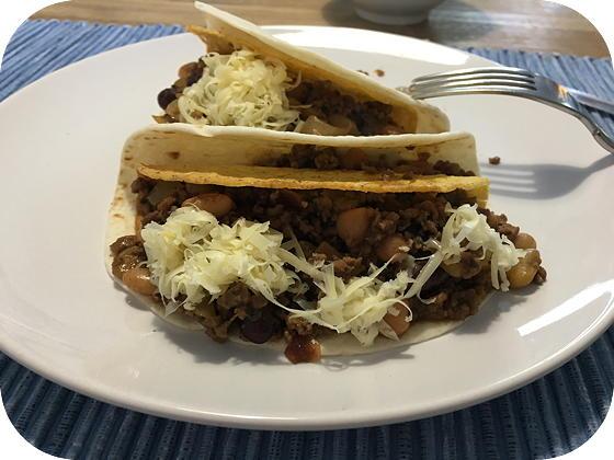 Dubbeldekker Taco's