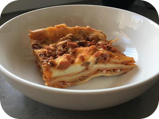 Kliekje Lasagne