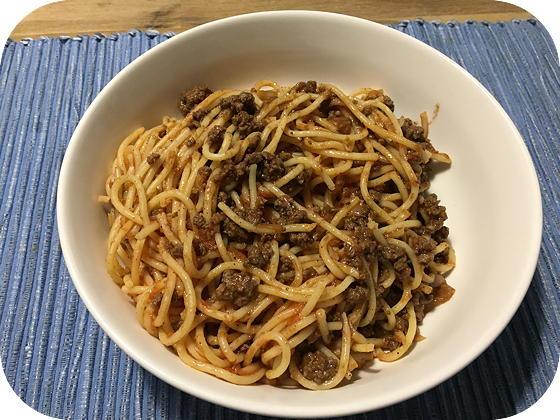 Della Chef Veenendaal spaghetti bolognese