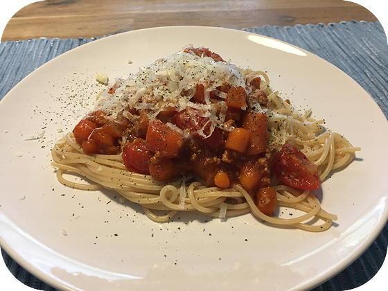 Snelle Spaghetti Bolognese