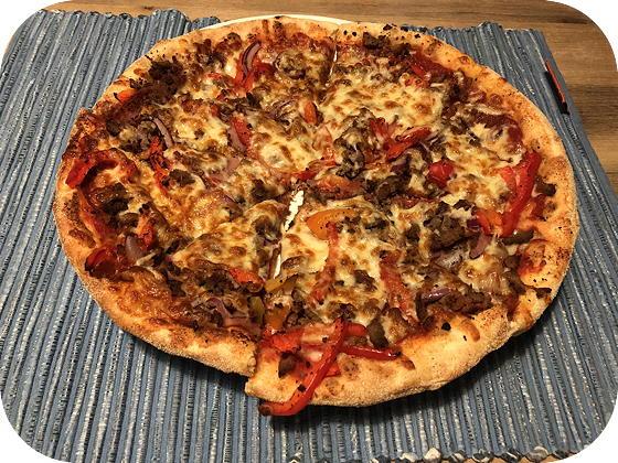 Pasta en Pizza van D'Asporto Veenendaal