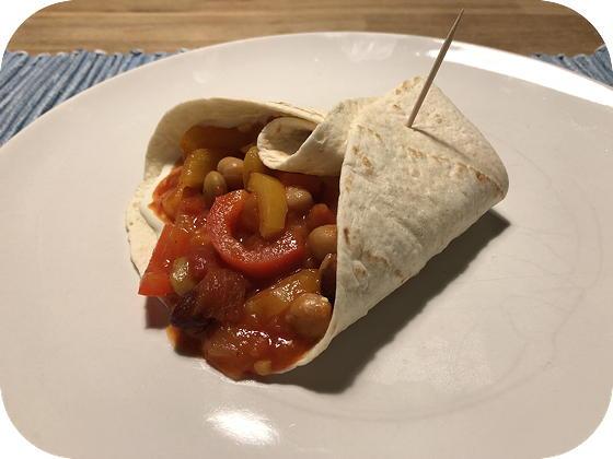 Mexicaanse Vega Wraps