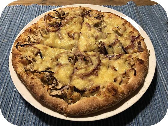 Pizza van Da Asporto Veenendaal Pizza Creamy Chicken