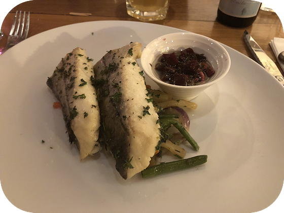 Restaurant Mucha Veenendaal schelvisfilet