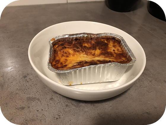 Lasagnes van de Jumbo uit de Airfryer